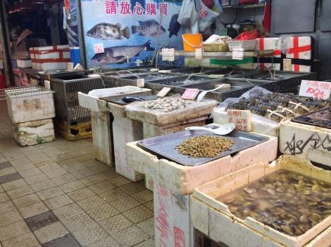 live seafood