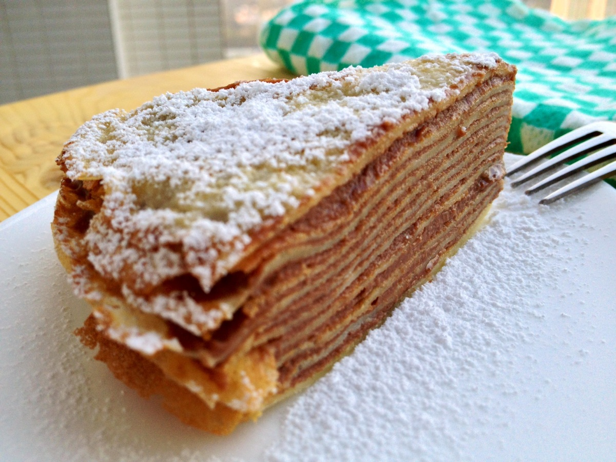 Mille Crepe By Vanilla Cakes