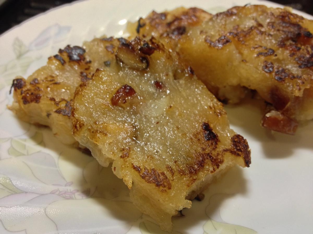 Turnip Cake Recipe Hong Kong